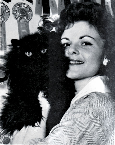 1959 COTY Vel-Vene's Voodoo