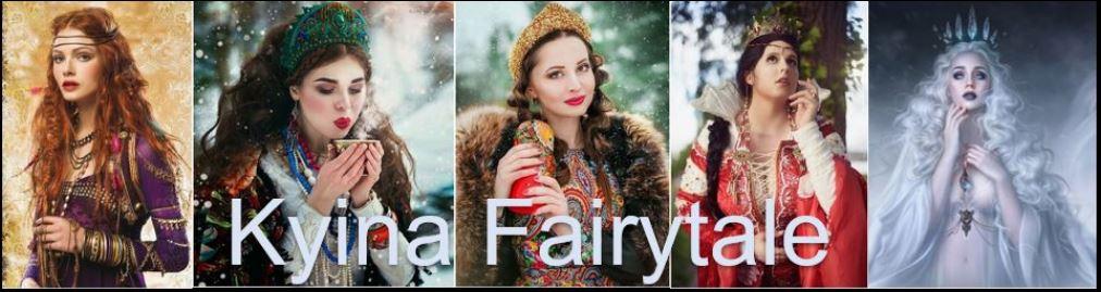 Kyina Fairytale - Russian Blue Cat